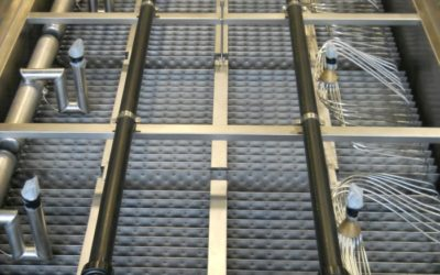 PC tanks for continuous production of chilled water