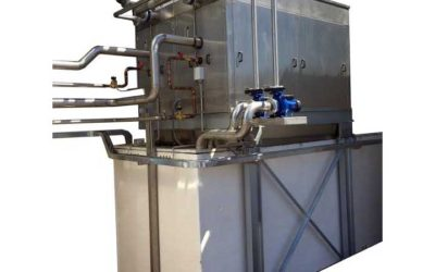 Falling Film Evaporator – Baudelot cooler