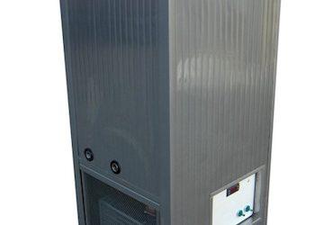 Refrigerador de agua para panadería