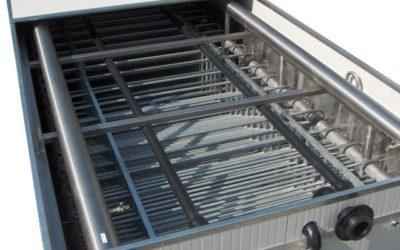 Tanques de acumulación de hielo para alimentación mediante glicol
