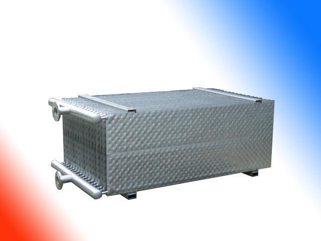 Batterie di piastre a immersione a espansione diretta / glicole